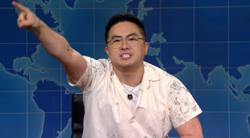 SNL funnyman Bowen Yang becomes first Chinese American nominated for acting Emmy