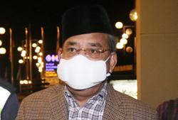 Not right to say Tajuddin sacked as Umno election director, says Perak Umno chief