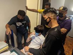 Melaka cops detain 11 over illegal football betting, RM136,000 seized in raids