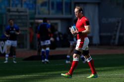 Rugby-Alun Wyn Jones' return to Lions squad confirmed