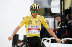 Cycling-Pogacar in control to win stage 17 and extend overall lead