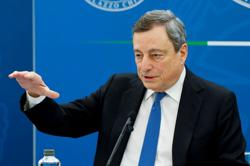 Italy's Draghi promises prison reform after beatings of inmates