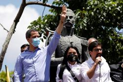 Venezuela opposition party says security forces detain family of Caracas activist