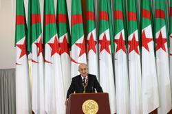 Algeria leader pardons protest movement members