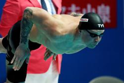 Olympics-Swimming-Peaty aims for another dominant display in Tokyo