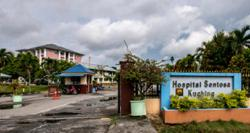 Kuching hospital takes step to halt spread of Covid-19 outbreak