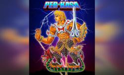 Fusion Wayang Kulit's He-Man-inspired shadow puppet has the power