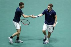 Olympics-Jamie Murray to partner Skupski for Team GB at Tokyo Games
