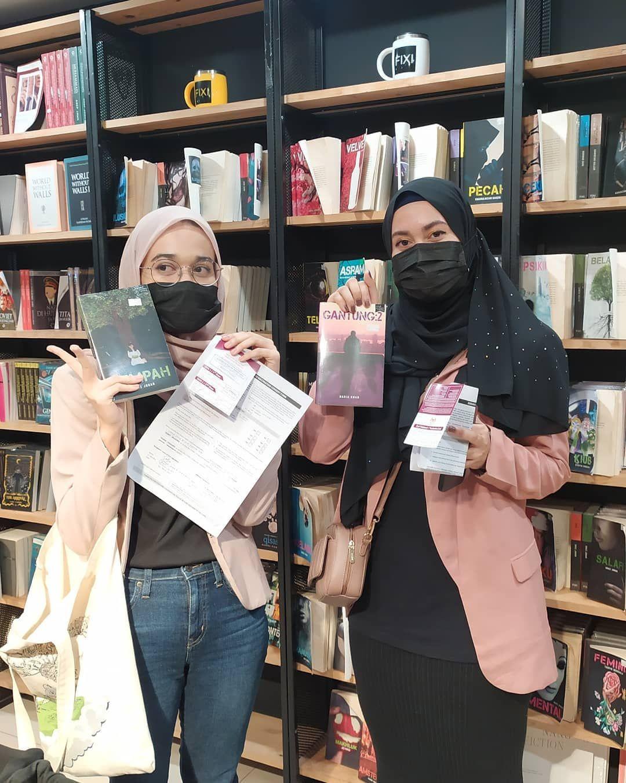 Kedai Fixi in Kuala Lumpur  will restart its #CucukBersamaFixi book and vaccination drive programme tomorrow (July 17). Photo: Fixi