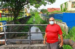 Klang residents want proper clean-up of drains