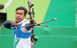 Medal not on archers' mind, but Khairul has mettle to surprise