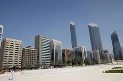 UAE's Abu Dhabi announces partial lockdown effective July 19 -tweet