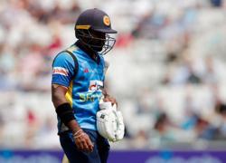 Cricket-Sanaka replaces injured Perera as Sri Lanka captain for India series