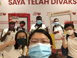 Carlsberg Malaysia fully sponsors vaccination for 600 staff, vendors