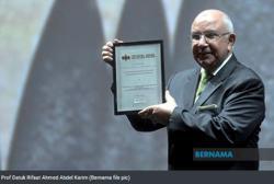 Second royal award winner commemorative booklet on Prof Rifaat