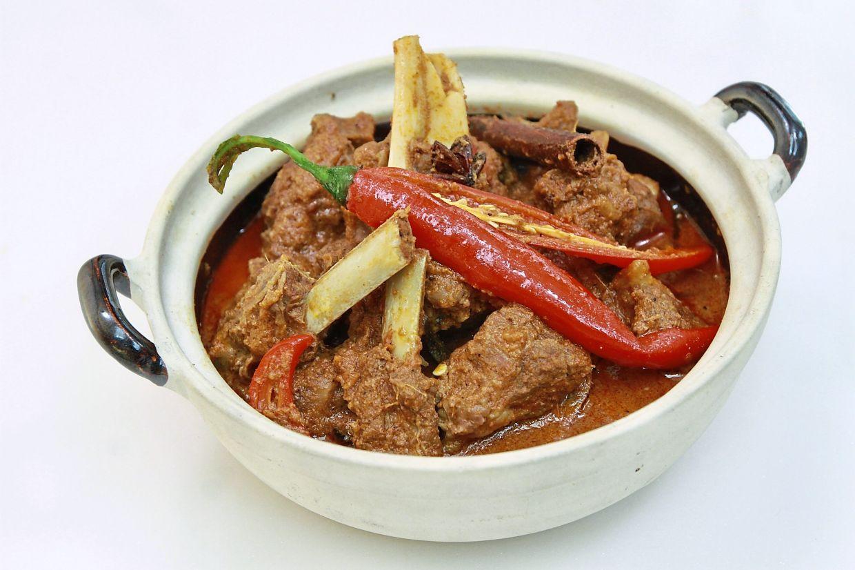Gulai Tulang Kambing is a homely dish enjoyed by family members during Hari Raya. — Photos: LOW LAY PHON/The Star