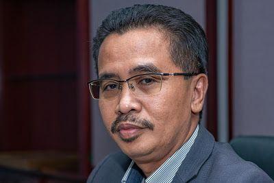 مرجع بازاریابی فدرال کشاورزی (فاما) ، معاون مدیر کل (عملیات) عبدالرشید بحری