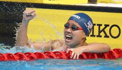 Welson and Jinq En hope to record personal bests in the pool