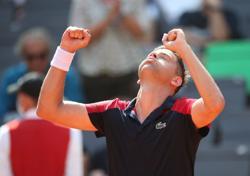 ATP roundup: Filip Krajinovic topples Stefanos Tsitsipas in Hamburg