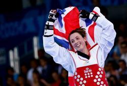 Olympics-Taekwondo-No risks as Jones hopes COVID does not scupper gold medal bid
