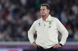 Rugby-Springbok boss Erasmus stokes up pre-test tension with social media post