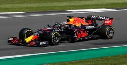 Motor racing-Verstappen fastest in final British GP practice