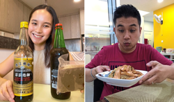 Homesick Malaysians get family members to courier food from their hometowns