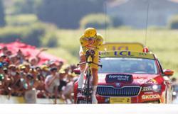 Cycling-Pogacar set to win back-to-back Tour de France titles