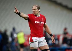 Rugby-Lions coach Gatland confirms Alun Wyn Jones is back as tour captain