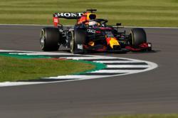 Motor racing-Verstappen wins Silverstone Sprint for British GP pole