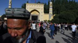 China claims it has improved people's lives in Xinjiang after US warning