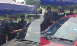 Police: Smooth flow of traffic at Gombak toll plaza, no congestion