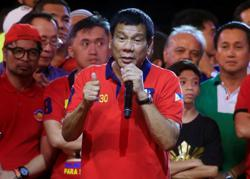Duterte says vice president role would give him lawsuit immunity