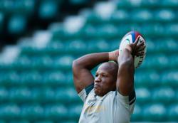 Rugby-Boks have trio back in training after COVID-19 isolation