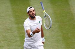 Tennis-Injured Berrettini latest to join Tokyo exodus