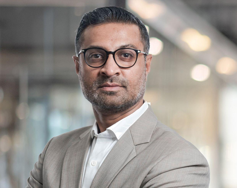 MDEC senior vice president of investment and brand Raymond Siva.