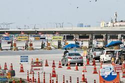 Smooth traffic and no balik kampung exodus