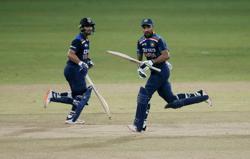 Cricket-Skipper Dhawan, debutant Kishan help India spank Sri Lanka in first ODI