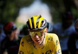 Factbox-Cycling-Tour de France champion Tadej Pogacar