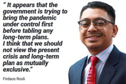 Controlling pandemic key in dealing with challenges
