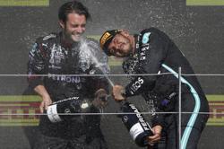 F1 fans stunned as 'Dangerous' Hamilton wins 'hollow' British Grand Prix after Verstappen collision