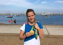 Olympics-Mills going for sailing gold, takes aim at single-use plastic