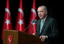 Turkey's Erdogan says Taliban should end