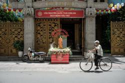 Vietnam's Ho Chi Minh City turns into ghost town under Covid-19 lockdown