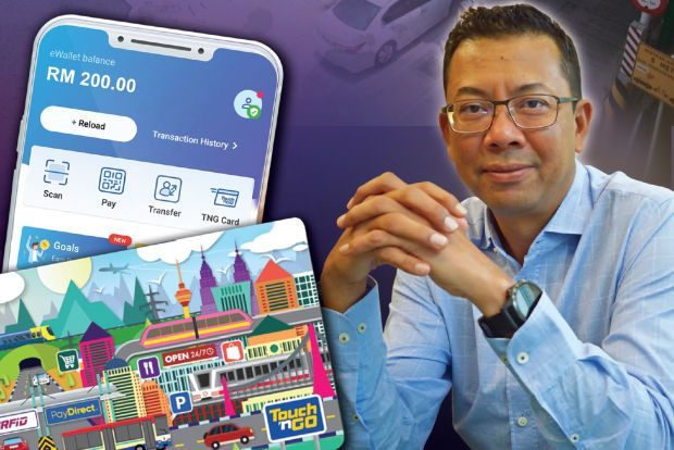 """""""Touch 'n Go and MR DIY are iconic home-grown brands with a strong view of being hyper customer-centric; with an unending focus on delivering superior value across the customer experience chain,"""" said Touch 'n Go Group chief executive officer (CEO) Effendy Shahul Hamid.(pic)"""