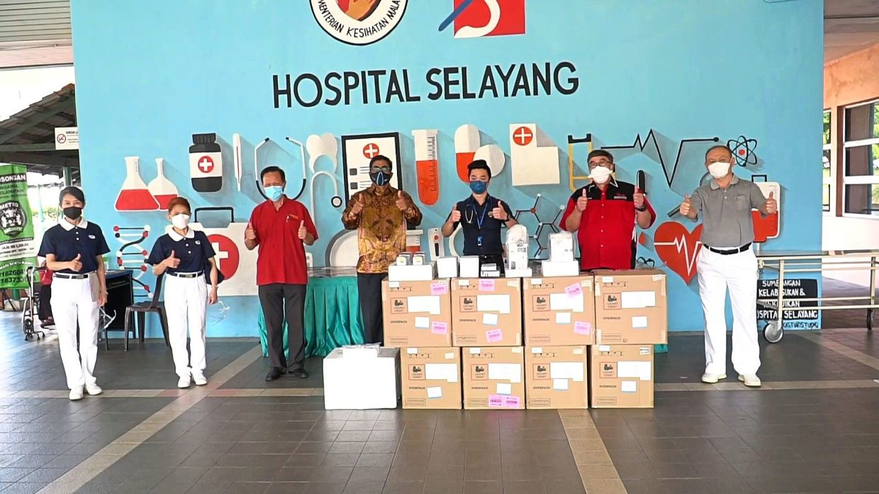 The Solidarity Fund is an exemplary effort in the true Malaysian spirit to help fellow Malaysians and medical frontliners during the pandemic, says Mohd Jamaludin.
