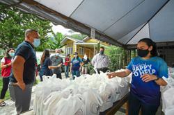 Developer reaches out to 500 Segambut families
