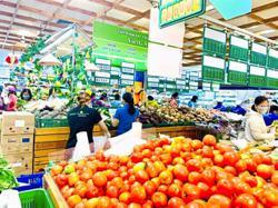 Veggies, eggs in short supply at HCM City