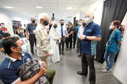 More industry vaccination centres planned