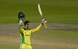 Cricket-Finch injured, Carey to captain Australia against West Indies